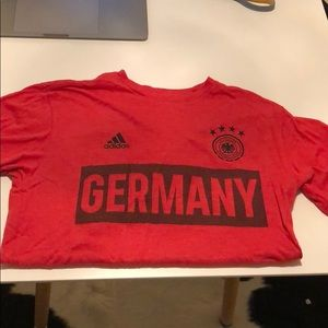 Adidas Germany T Shirt - Small